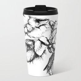 Moony Wormtail Padfoot Prongs Metal Travel Mug