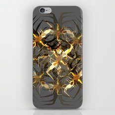 Earth Brown Insect iPhone & iPod Skin