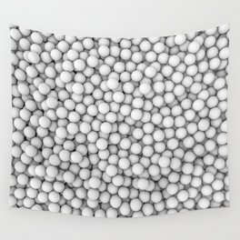Golf balls Wall Tapestry