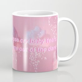 Crybaby Coffee Mug