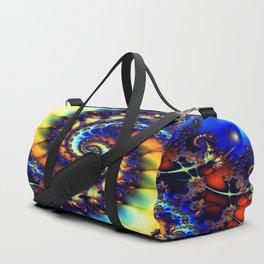 Secret Wormhole Duffle Bag