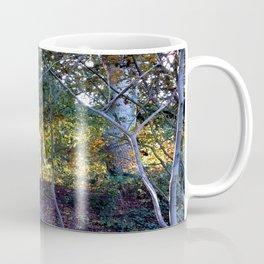 Fading into Light Coffee Mug