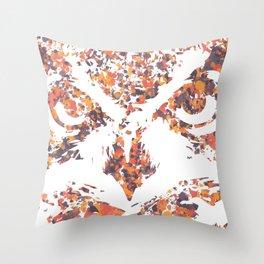 Autumn Fall Throw Pillow