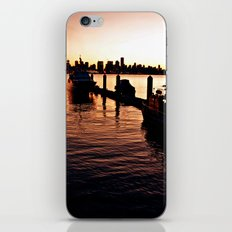 A View From The North Shore iPhone Skin
