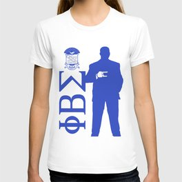 PBSigma (Divine Nine Series) T-shirt
