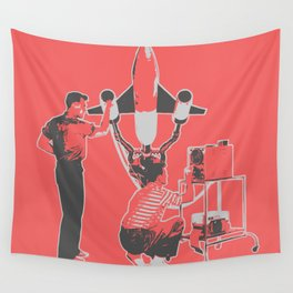 Make it Work Wall Tapestry