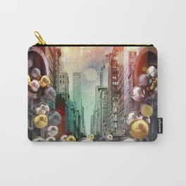 New York City Spill Carry-All Pouch