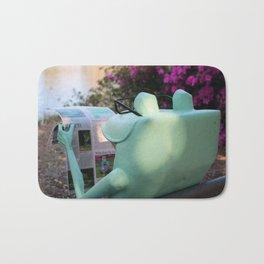 Frog News Bath Mat
