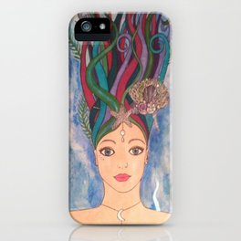 Daughter of the Deep iPhone Case