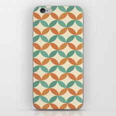 Midcentury Pattern 01 iPhone & iPod Skin