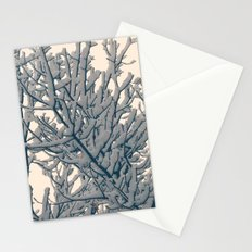 Winter Layers Stationery Cards