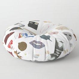 The XF Episodes Floor Pillow