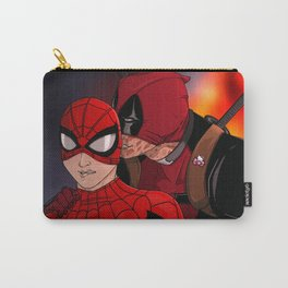 Spideypool: Dirty Words Carry-All Pouch