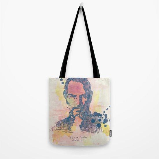 RIP Steve Jobs (1955-2011) Tote Bag