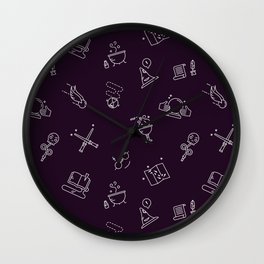 You're a wizard... Wall Clock