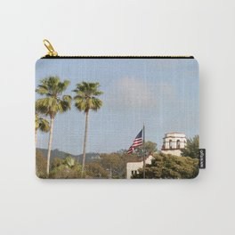 Palm Tree Flag Carry-All Pouch