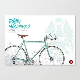Pain Machines - Celeste Canvas Print