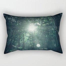 Canopy Worship Rectangular Pillow