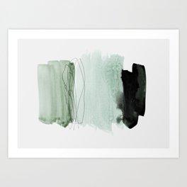 minimalism 4-1 Art Print