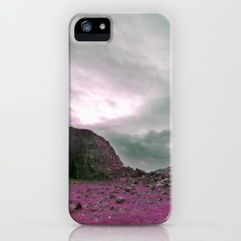 Pink Norway - Norwegian Lapponian Gate iPhone Case