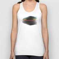 racing Tank Tops featuring color racing by creaziz