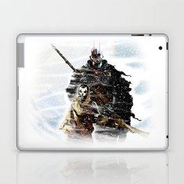 Cold world- Whiteout Laptop & iPad Skin
