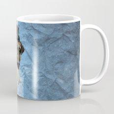 Pug; gentle pug (color version) Mug