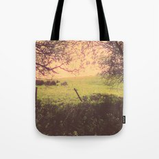 Hypnotic Fields  Tote Bag