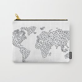Word Map in a parallel universe II Carry-All Pouch
