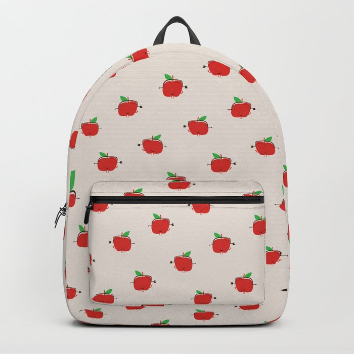 The Apple and The Arrow Backpack