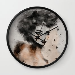 Missy B-fly Wall Clock