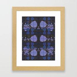 BASIC BOUGAINVILLEA II Framed Art Print