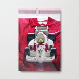 Imolayrton 2014 - Ayrton Senna Sempre Metal Print
