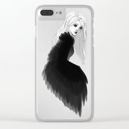 Harpy Clear iPhone Case