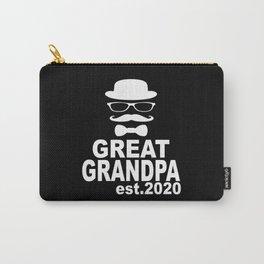 Grandpa Grandfather Grandpa 2020 Grandparents Carry-All Pouch