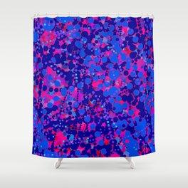 effervescence Shower Curtain