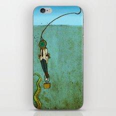 Nautical Grief  iPhone & iPod Skin