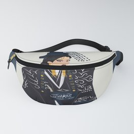 Queen of Spades Fanny Pack