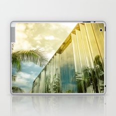 Beverly Hills - Palm Reflections II Laptop & iPad Skin