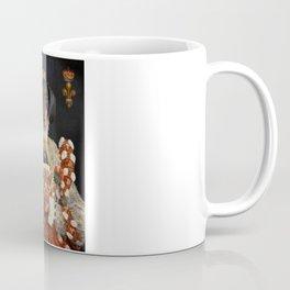Queen Dixie - Dachshund Art Coffee Mug