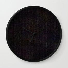 Abstract 748394 Wall Clock