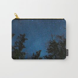 Stars above the Forest Carry-All Pouch