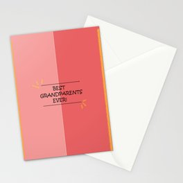 Best grandparents Stationery Cards