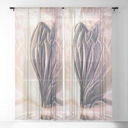 Angel Heart Sheer Curtain