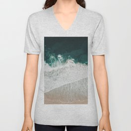 Lost waves Unisex V-Neck