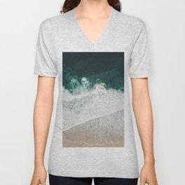 Lost waves Unisex V-Neck