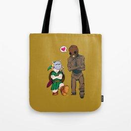 The Legend of Zelda :: Dancing Redead Tote Bag