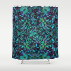 In my Mind Shower Curtain