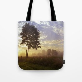 One summer day (wide) Tote Bag