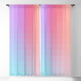 Lumen, Pink and Lilac Light Blackout Curtain